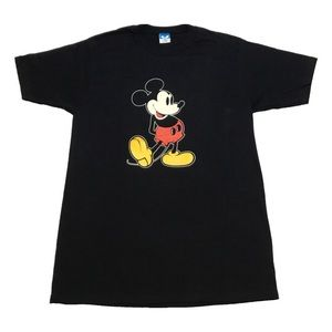 Vintage 80s Disney Mickey Mouse T Shirt